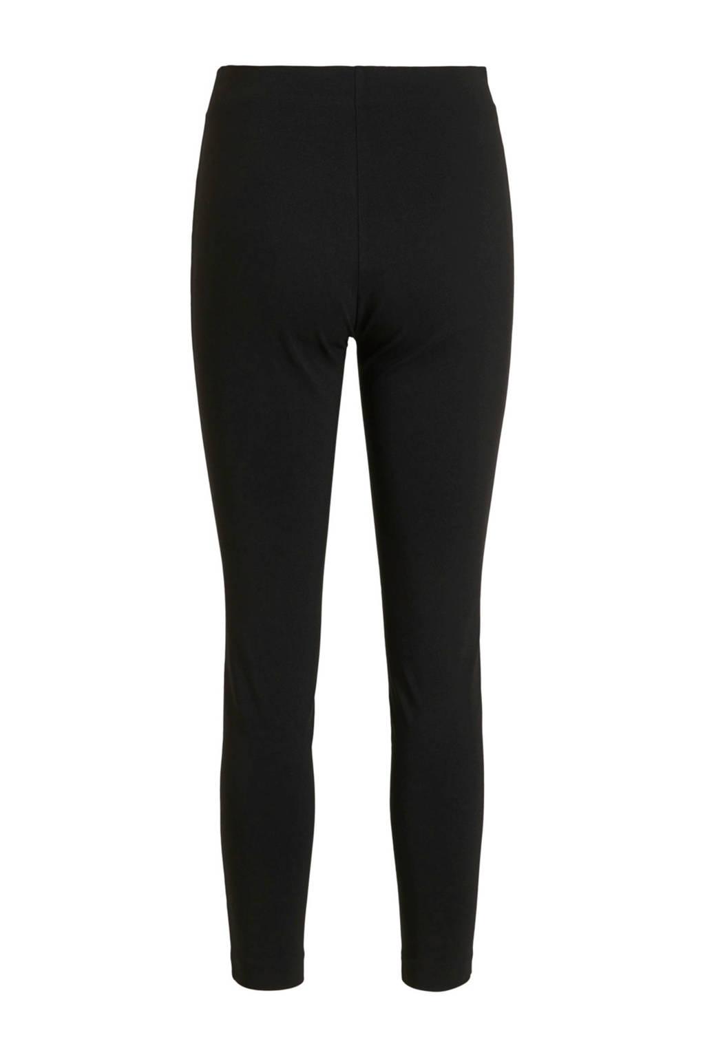 VILA 7/8 legging zwart, Zwart