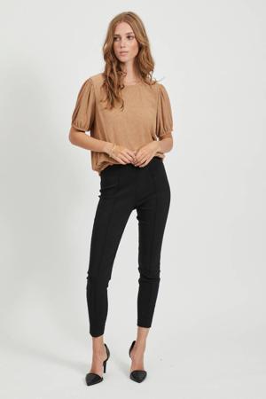 7/8 legging zwart