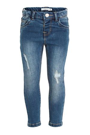 skinny jeans Polly blauw