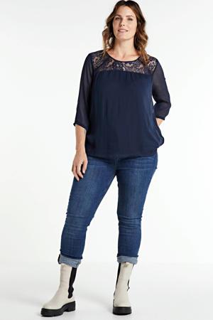 skinny jeans JANE dark denim