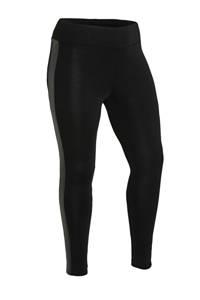 JUNAROSE legging zwart, Zwart
