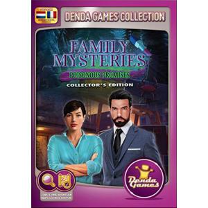 Family mysteries - Poisonous promises (Collectors edition) (PC)