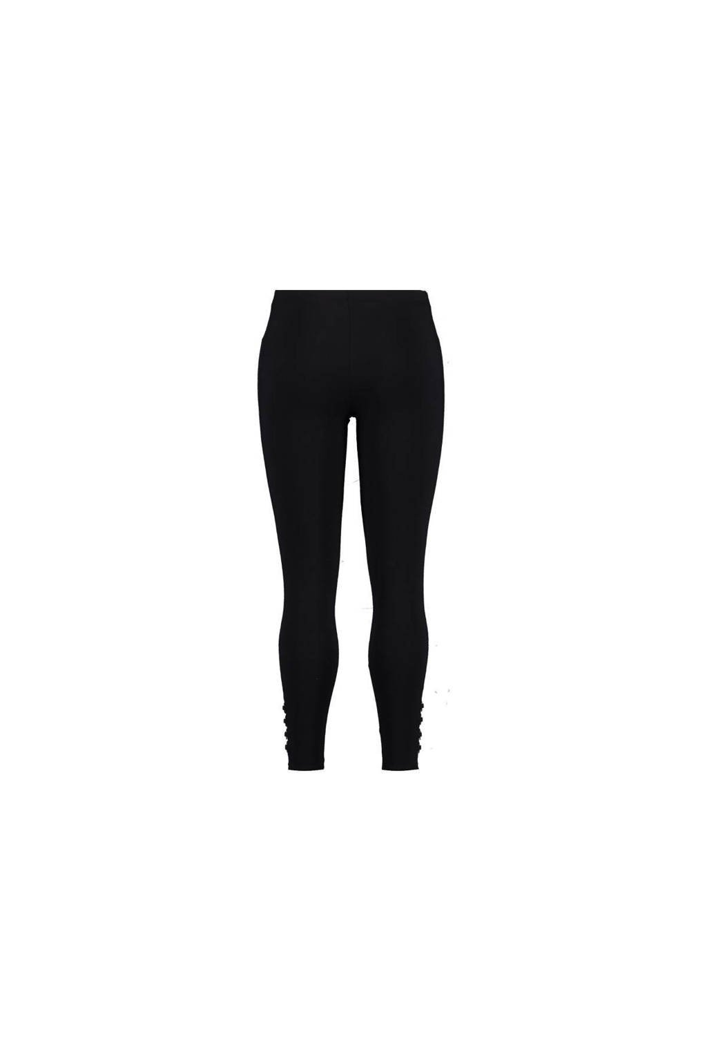 MS Mode legging zwart, Zwart