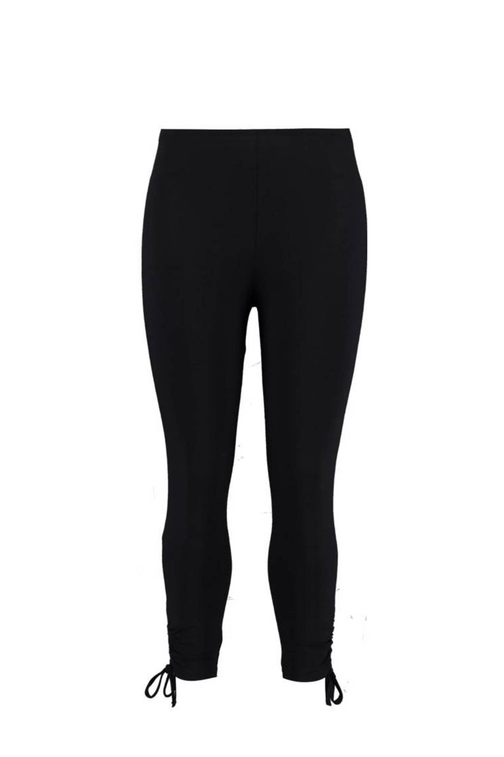 MS Mode legging zwart, Zwart