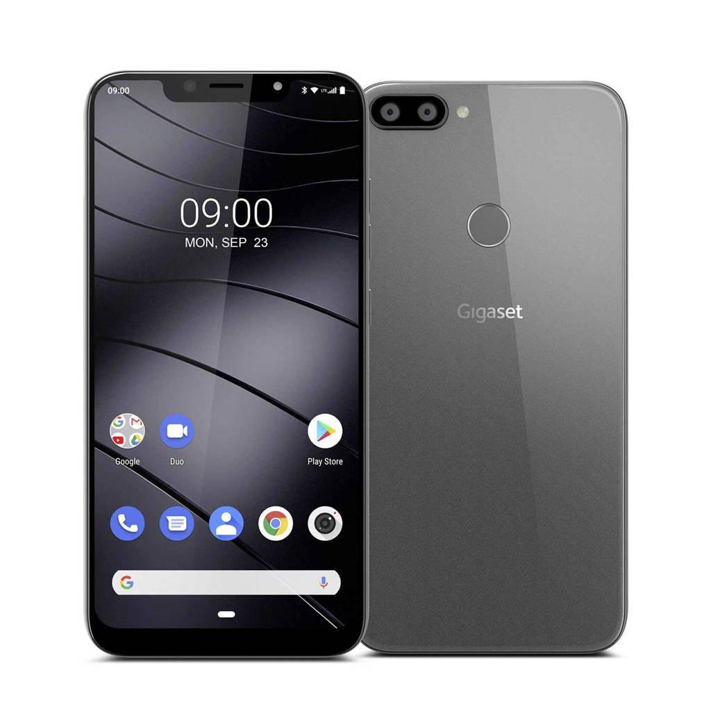 Gigaset GS195 smartphone (grijs), Grijs