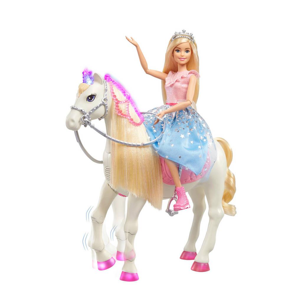 Barbie Princess Adventure Prance & Shimmer Paard