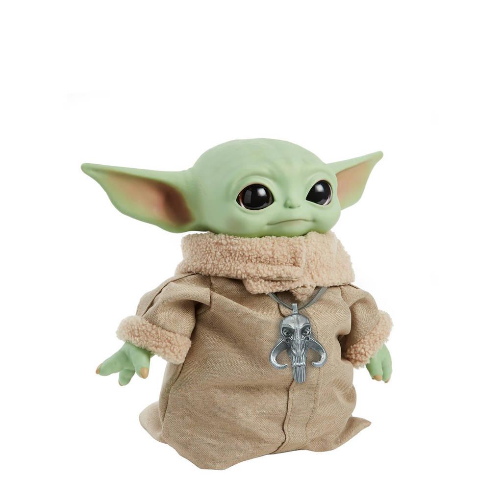 Star Wars  The Mandalorian Baby Yoda Plush
