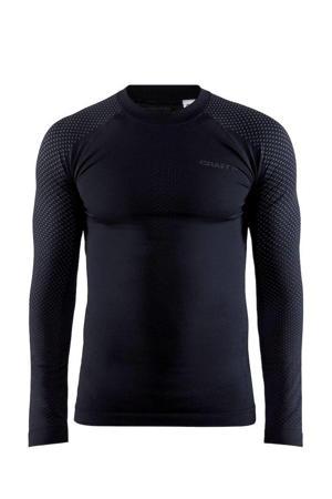 thermo shirt zwart