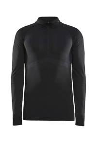 Craft   sport T-shirt zwart, Zwart