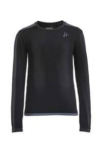 Craft   sportsweater zwart, Zwart