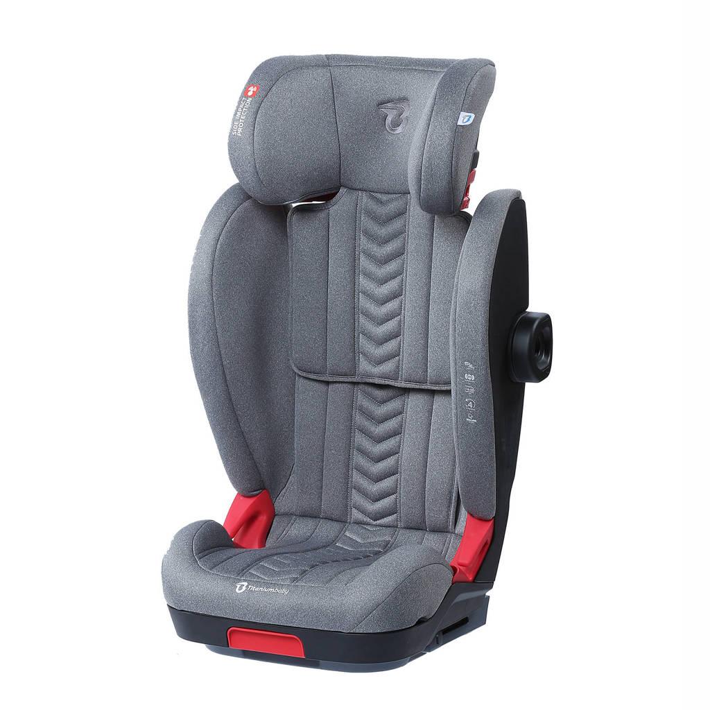 Titaniumbaby autostoel Arctic - Groep 2/3 -Grijs
