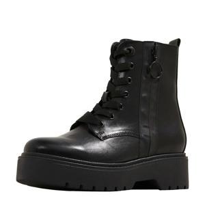 Bari Boots  veterboots zwart