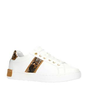 Kent Lace Up  sneakers wit/slangenprint