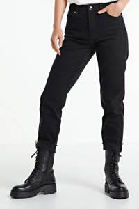 ONLY straight fit jeans ONLEMILY black denim, Black denim