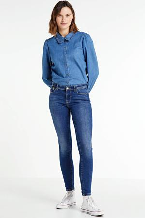 skinny jeans Isa donkerblauw
