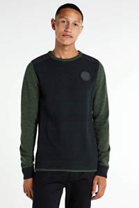 PME Legend trui groen/zwart, Groen/zwart