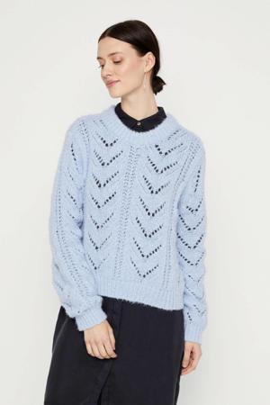 trui lichtblauw