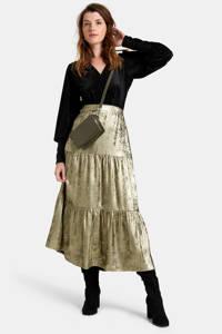 Eksept by Shoeby blouse Kyra zwart, Zwart