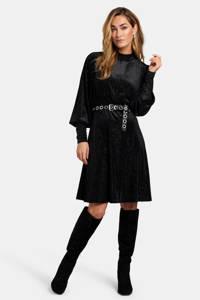 Eksept by Shoeby jurk Kyra zwart, Zwart