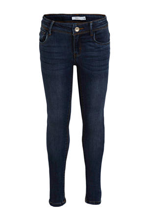 skinny jeans Polly dark denim