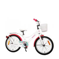 Volare  kinderfiets 18 inch Wit