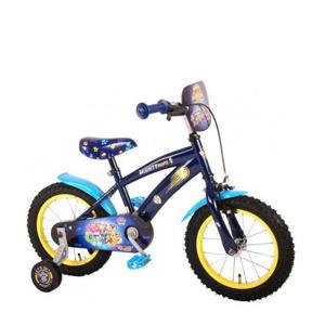 kinderfiets 14 inch Blauw