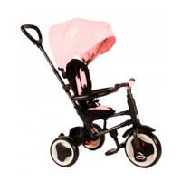 Qplay  driewieler Rito 3 in 1  meisjes roze Deluxe