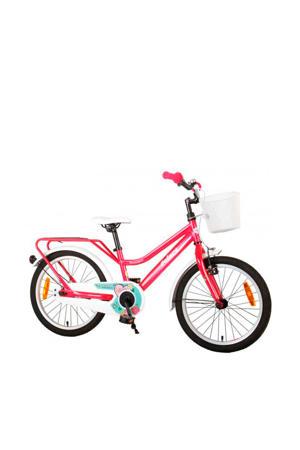 Brilliant kinderfiets meisjes 18 inch roze