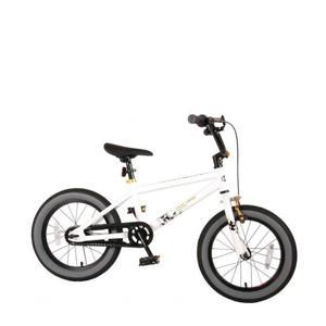 Cool Rider kinderfiets jongens 16 inch wit