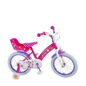 Minnie Bow-Tique kinderfiets meisjes 16 inch roze