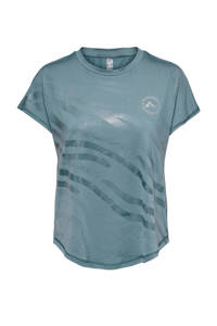 ONLY PLAY sport T-shirt Onay blauw, Blauw