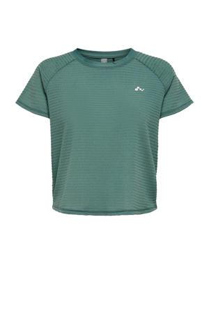 sport T-shirt Omelia groen