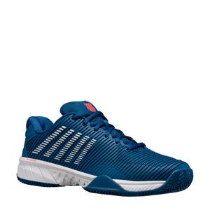 Hypercourt Express 2 hb tennisschoenen blauw/wit