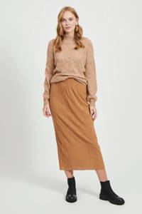 OBJECT trui Claire camel, Camel