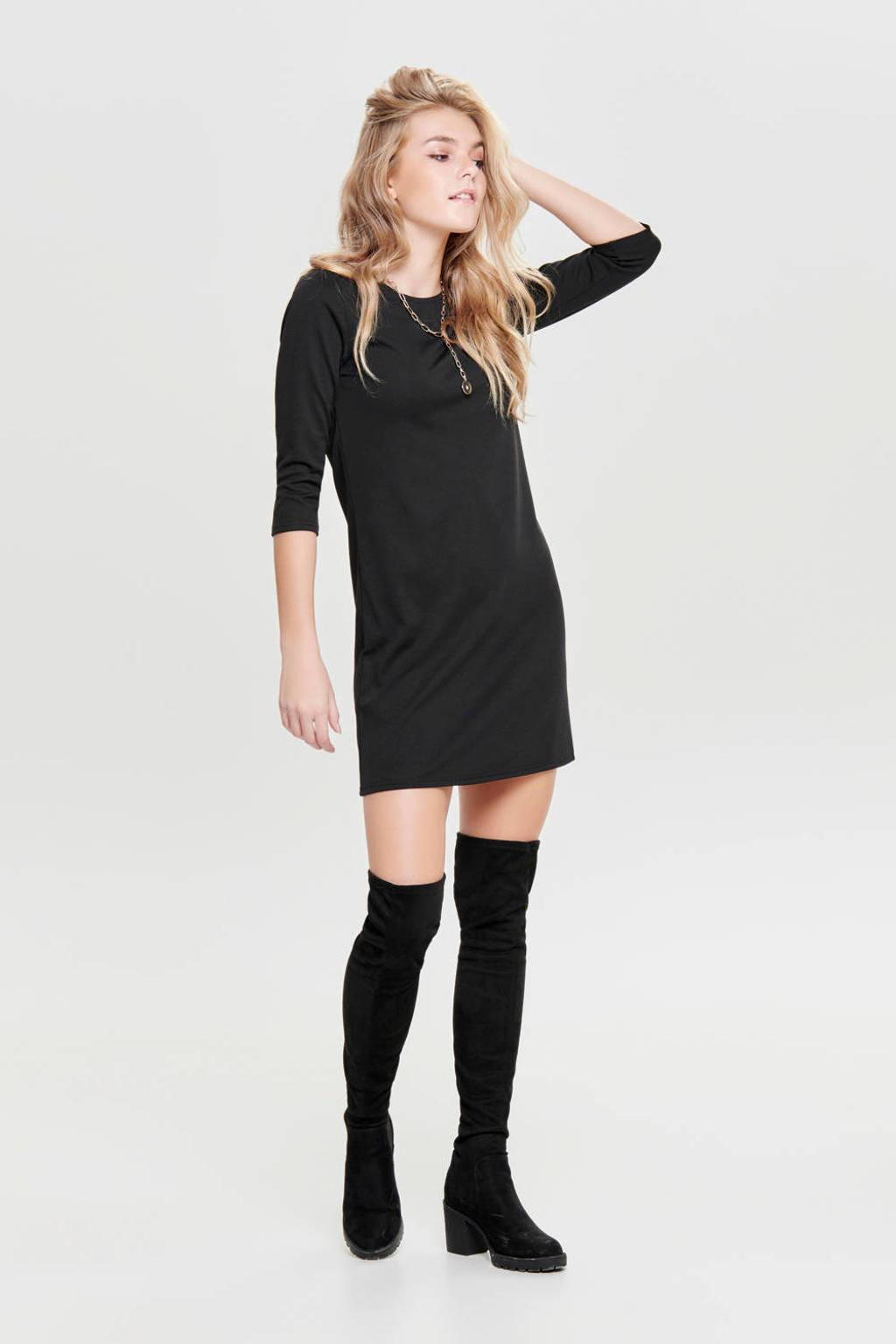 ONLY jurk Brilliant zwart, Zwart
