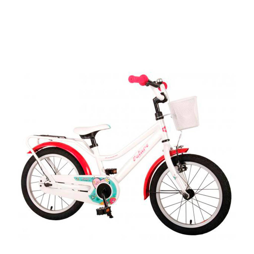 Volare  kinderfiets 16 inch Wit