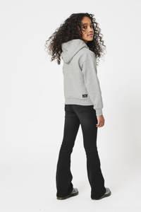 CoolCat Junior flared jeans Kira black denim, Black denim