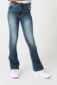 CoolCat Junior flared jeans Kira stonewashed, Stonewashed