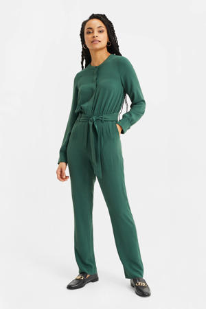 jumpsuit trekking green