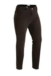 KjBRAND skinny jeans bruin, 612 brown