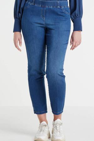 high waist skinny jeans Jenny grijs