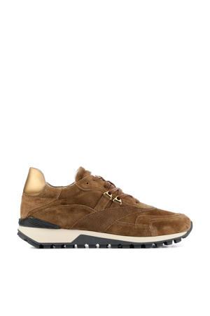 5503065  suède sneakers cognac