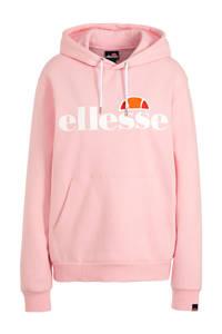 Ellesse hoodie lichtroze, Lichtroze