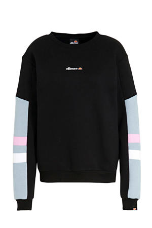 sweater Masculosa zwart/blauw