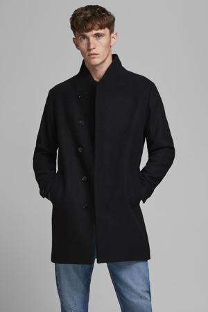 Collum jas met wol zwart