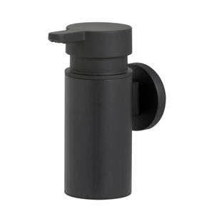 zeepdispenser Noon (9.4x11.9 cm) Zwart