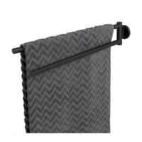 Tiger handdoekrek Noon (45,3x4,9x7,8 cm) Zwart
