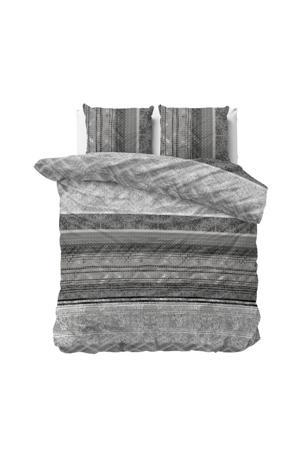 katoenen /polyester dekbedovertrek lits-jumeaux