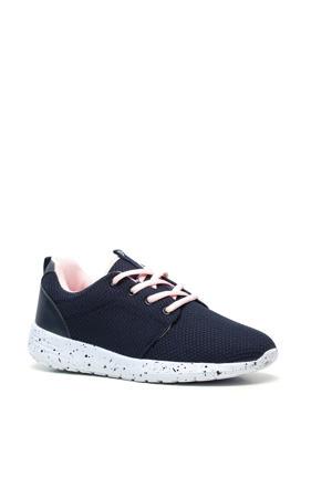 sportschoenen blauw/roze