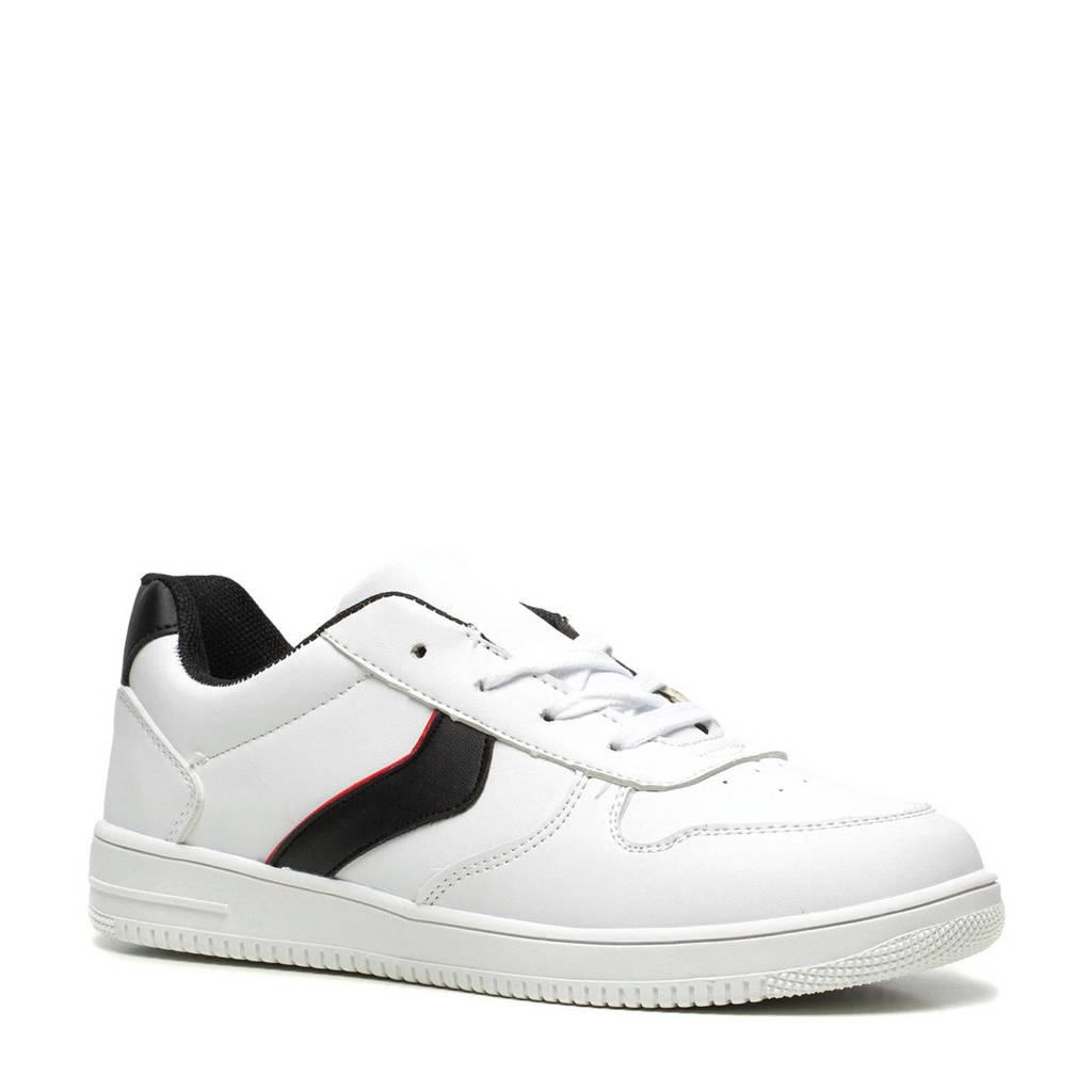 Scapino Osaga   sportschoenen wit/zwart, Wit
